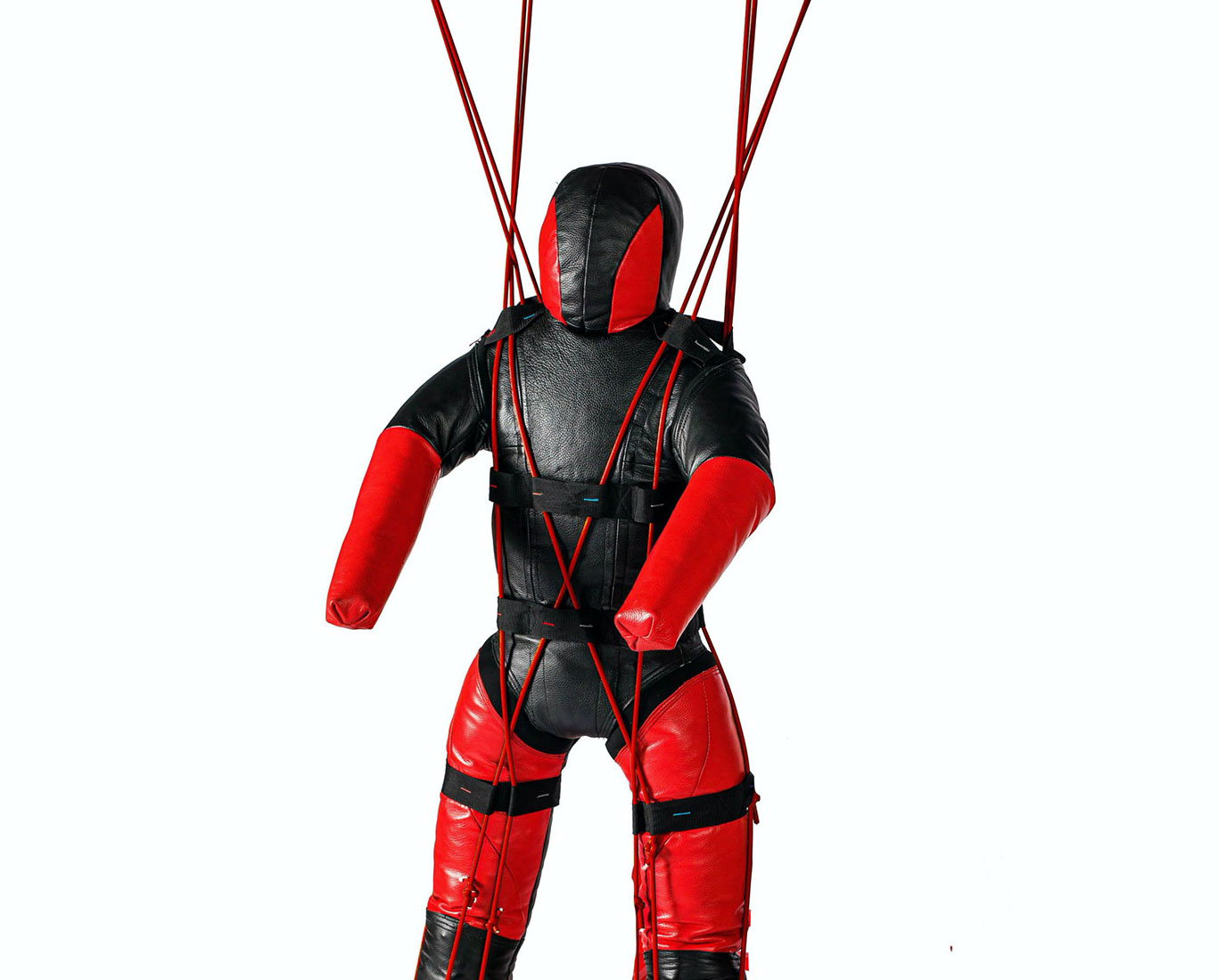 "Wrestling dummy ""Fighter"": Standard mounting system"