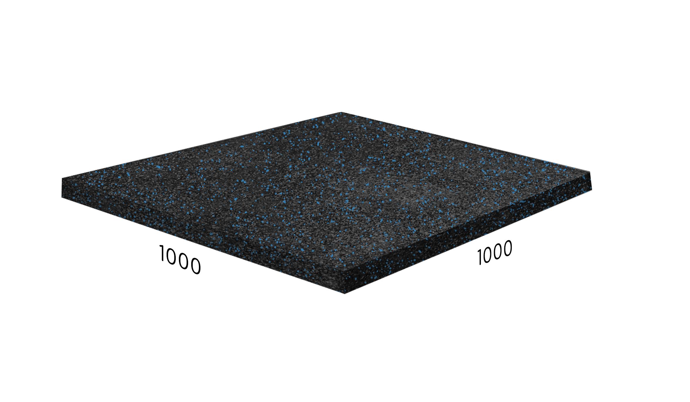Плитка из резиновой крошки Standart