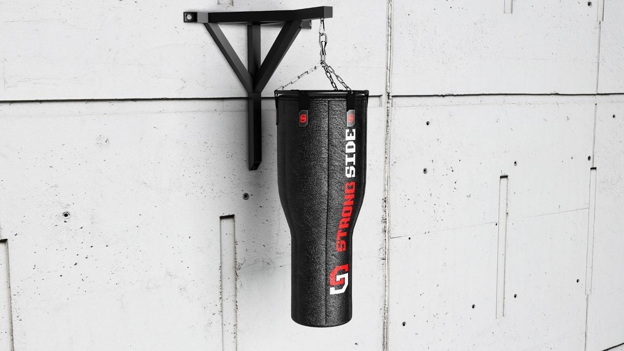 Боксерские груши из Экокожи STRONGSIDE